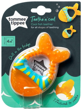 Tommee Tippee - Cool Fish Teether - Babyonline