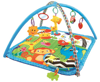 SKEP Deluxe Musical Jungle Play Gym - 27286 - Babyonline