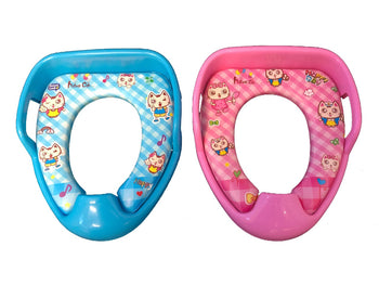 Padded Toilet Training Seat - Babyonline