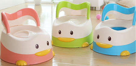 Neeva Penguin Potty