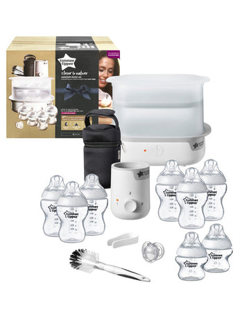 Tommee Tippee Closer To Nature Essentials Starter Set