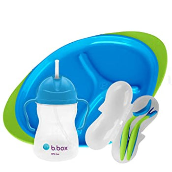 b.box Feeding Set Ocean Breeze 6m+ - Babyonline