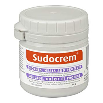 ** Back Order **Sudocrem Healing Cream 60gm Pot - Babyonline