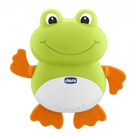 Chicco Swimming Frog Bath Toy - Babyonline