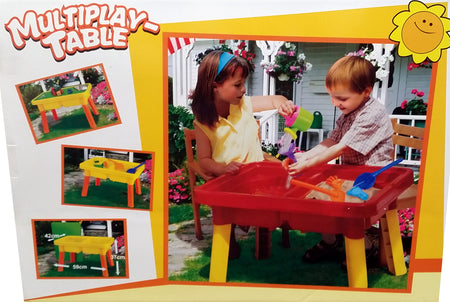 Multi-Play Water & Sand Table (825)