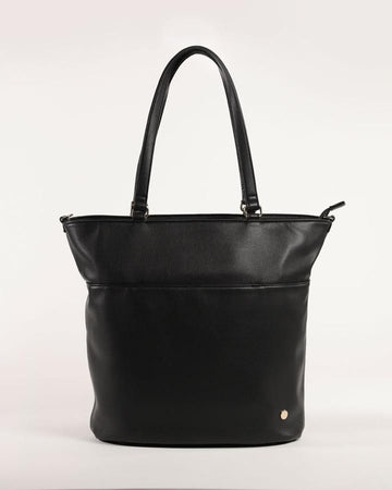 Little Unicorn Nappy bag - Citywalk Tote BLACK
