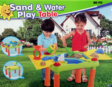 Sand & Water Play Table (943)