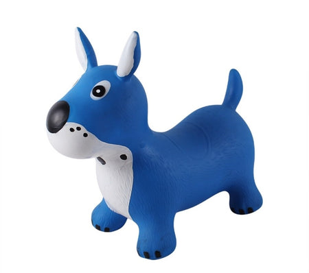 Skep Jumpy Pals - Blue Dog - Babyonline