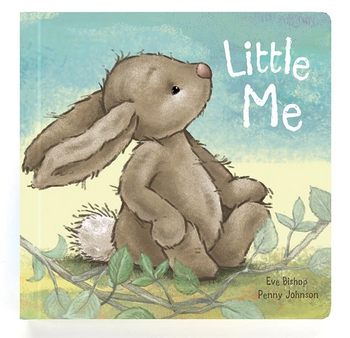 Jellycat Little Me - Board Book