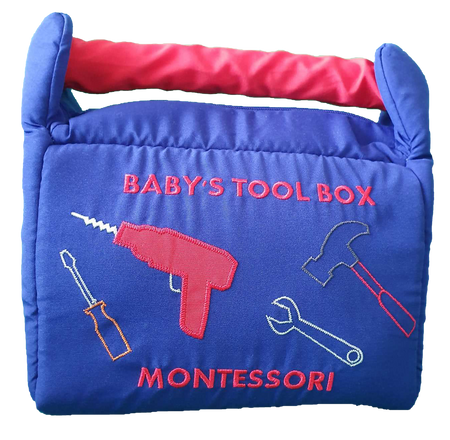 Baby's Tool Box - BLUE - Babyonline