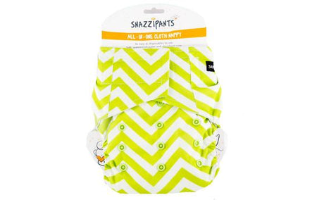 Snazzipants All in One Cloth Nappy - Babyonline