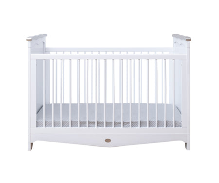 Kapai SATURN Fixed Side Wooden Baby Cot