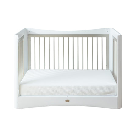 Kapai NEPTUNE Fixed Side Wooden Baby Cot CHAMPAGNE