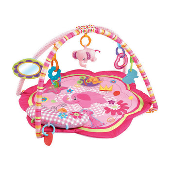 SKEP Animal Friends Play Gym PINK - 27287 - Babyonline