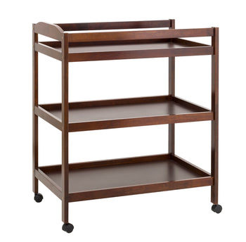 Kapai Wooden Changing Table CT1007 - Coffee