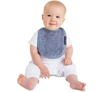 Mum2Mum Wonder Bib INFANT Grey