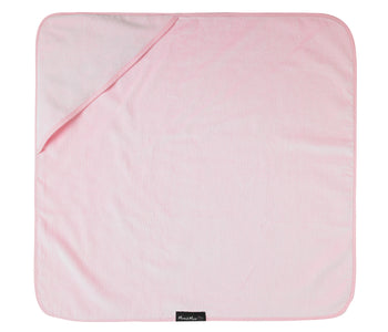 Mum2Mum Hooded Towel BABY PINK