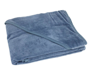 Mum2Mum Hooded Towel DENIM