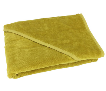 Mum2Mum Hooded Towel MUSTARD