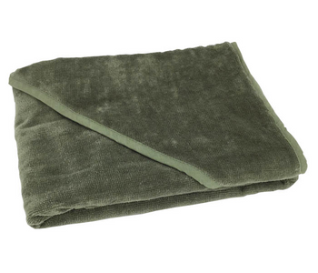 Mum2Mum Hooded Towel OLIVE