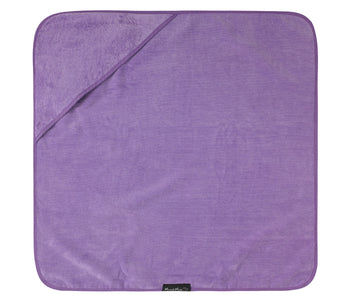 Mum2Mum Hooded Towel PURPLE