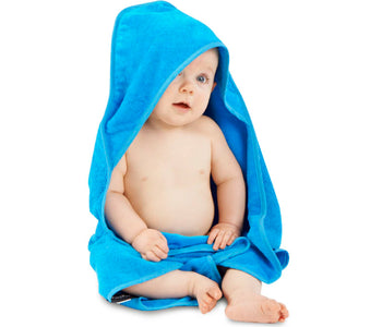 Mum2Mum Hooded Towel TEAL