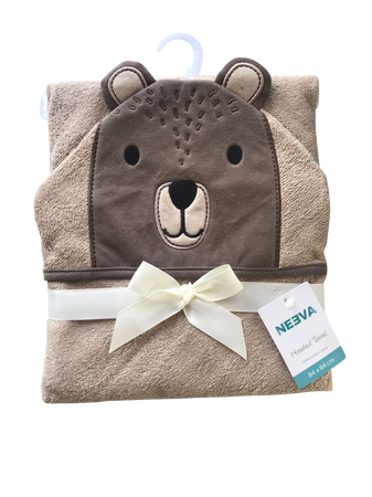 Neeva Hooded Towel BEAR