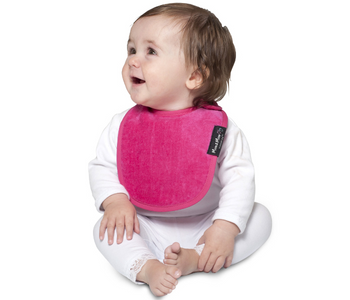 Mum2Mum Wonder Bib INFANT Cerise