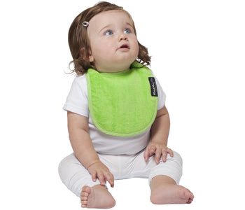 Mum2Mum Wonder Bib INFANT Lime
