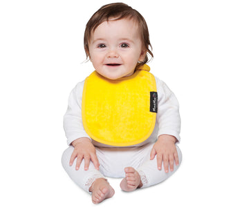 Mum2Mum Wonder Bib INFANT Yellow