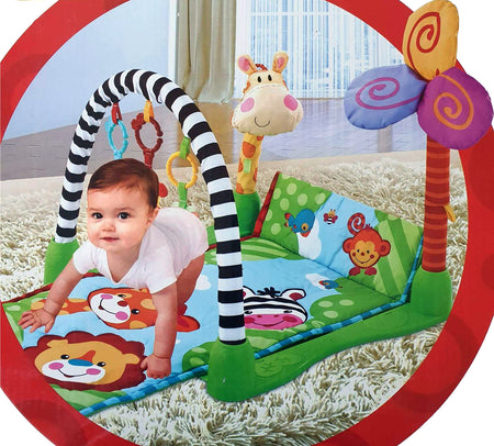 SKEP Play Gym Jungle Giraffe - JJ8503 - Babyonline