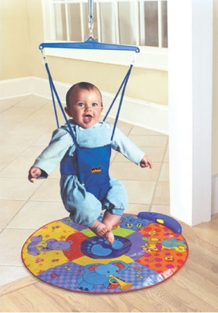 **OUT OF STOCK **Jolly Jumper Elite with Musical Mat - Babyonline