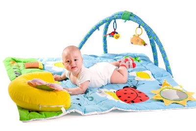 Jolly Jumper Giant Activity Play Centre *Happy Garden* - Babyonline