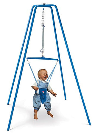 Jolly Jumper and Portable Stand
