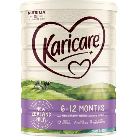 Karicare+ Follow On Formula  Stage 2 - 900g