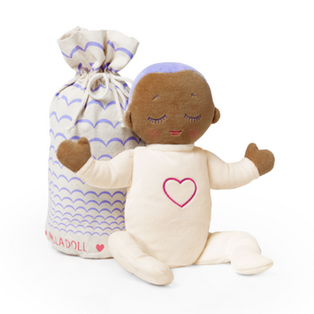 Lulla Doll Generation 3 - Baby & Child Sleep Companion -  LILAC