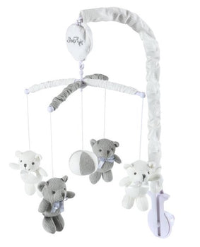 Sleep Tight Musical Mobile TEDDY BEAR - Babyonline