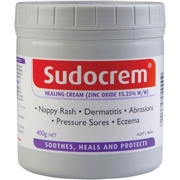 Sudocrem Healing Cream 400gm Pot - Babyonline