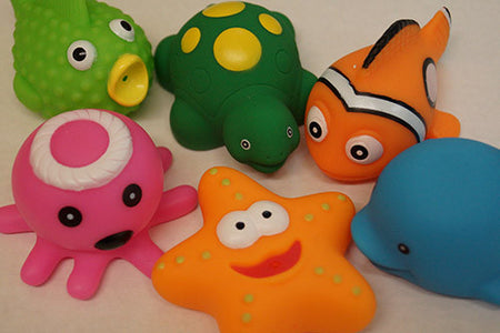 SKEP Bath Toys Pack of 6 - PM3304 - Babyonline