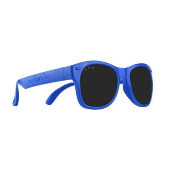 Ro.Sham.Bo Polarized Shades - Millhouse Royal Blue