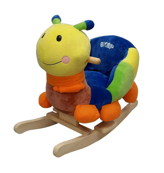 SKEP Baby Rocking Chair CATERPILLAR - Babyonline