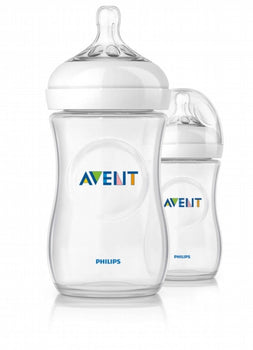 Avent Natural Feeding Bottles - Babyonline