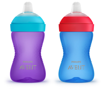 Avent Grippy Cup Soft Spout (9m+) 300ml - Babyonline