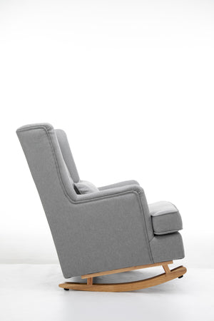 Neeva Nursing Chair and Footrest Combo