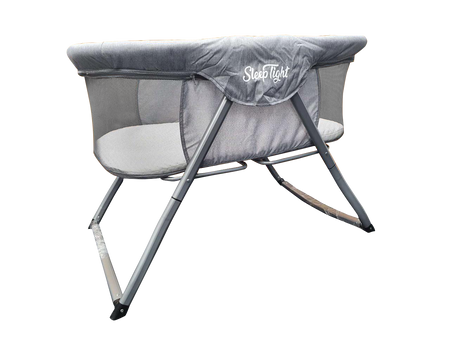 Sleep Tight Deluxe Baby Bassinet