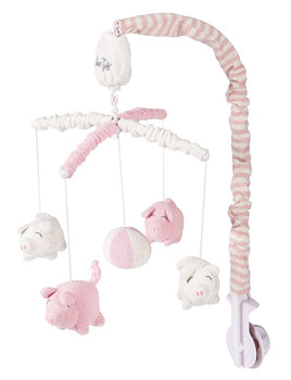 Sleep Tight Musical Mobile PINK PIG - Babyonline