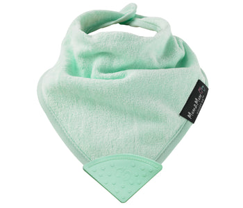 Mum2Mum Wonder Bib Teething Bandana MINT