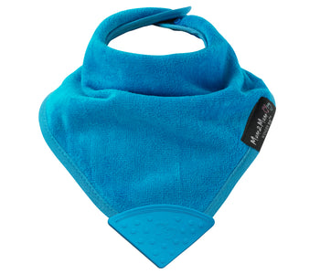 Mum2Mum Wonder Bib Teething Bandana TEAL