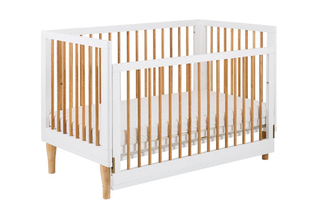 Kapai VEGA Wooden Drop Side Cot with Bed Guard
