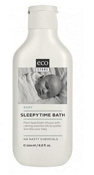 EcoStore - Baby Sleeptime Bath 200ml